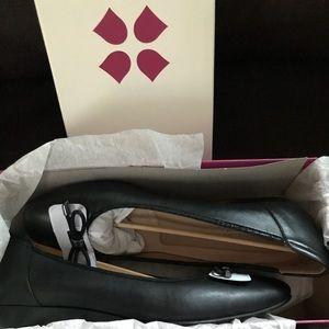Naturalizer Dove - 11 M - black leather